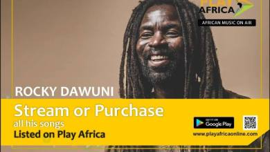 Photo of Reggae Legend Rocky Dawuni Signs Up To Play Africa