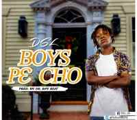 DSL – Boyz Pe Cho (Prod. By Dr. Ray Beatz)