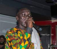 """Photos & Video: Phrimpong, Others Thrill Fans At """"Religion 2"""" Premiere"""
