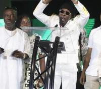 Shatta Wale cries after winning 8 Awards at 3Music Awards