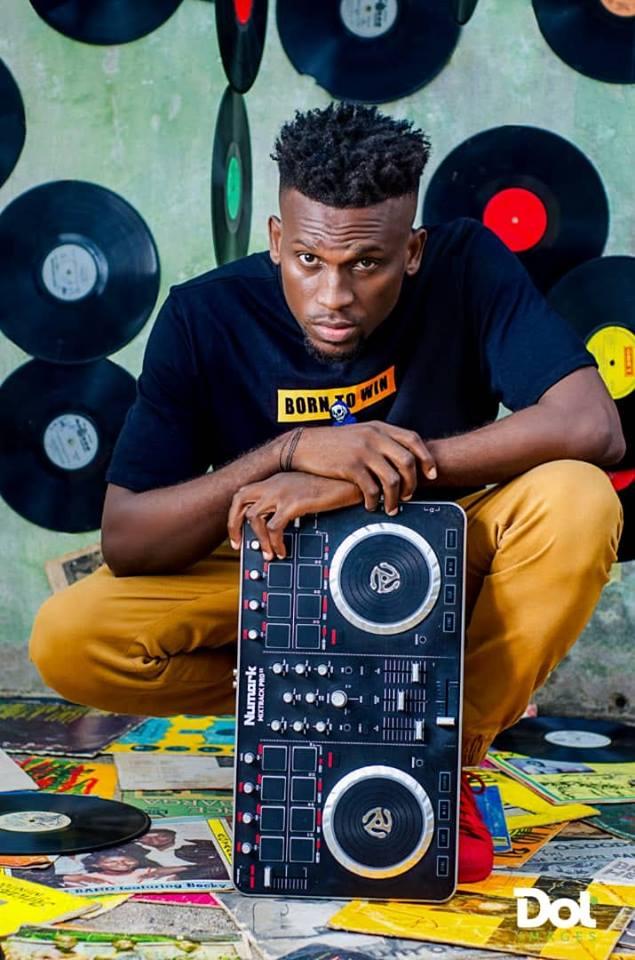 DJ Wyre readies new Mixtape