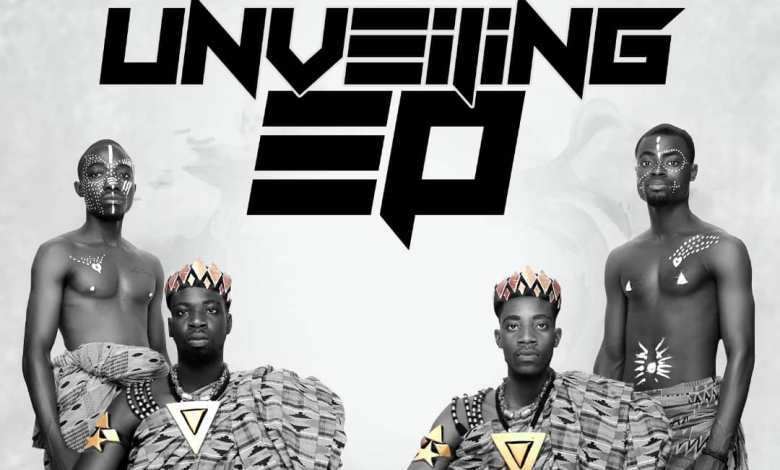 2kings announces the track list and release date for #Unveiling Ep