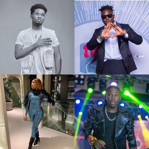 Full List of Ghana Music & Arts Awards Europe 2019 Winners