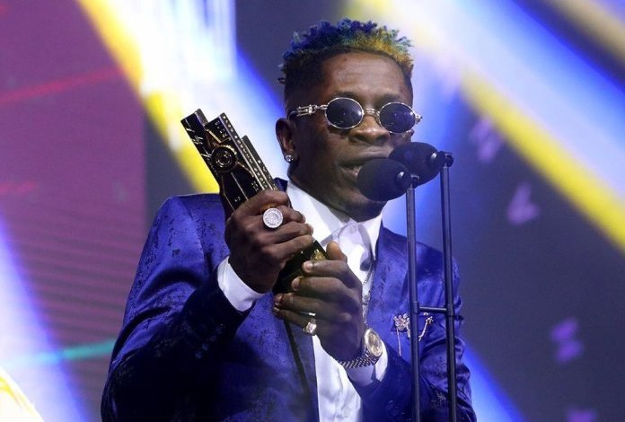 Shatta Wale – AllOut (Prod. By Paq)