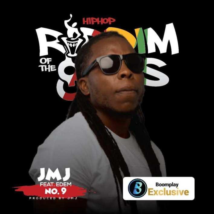 Edem – No. 9 (Riddim Of The gOds) (Prod. by JMJ)