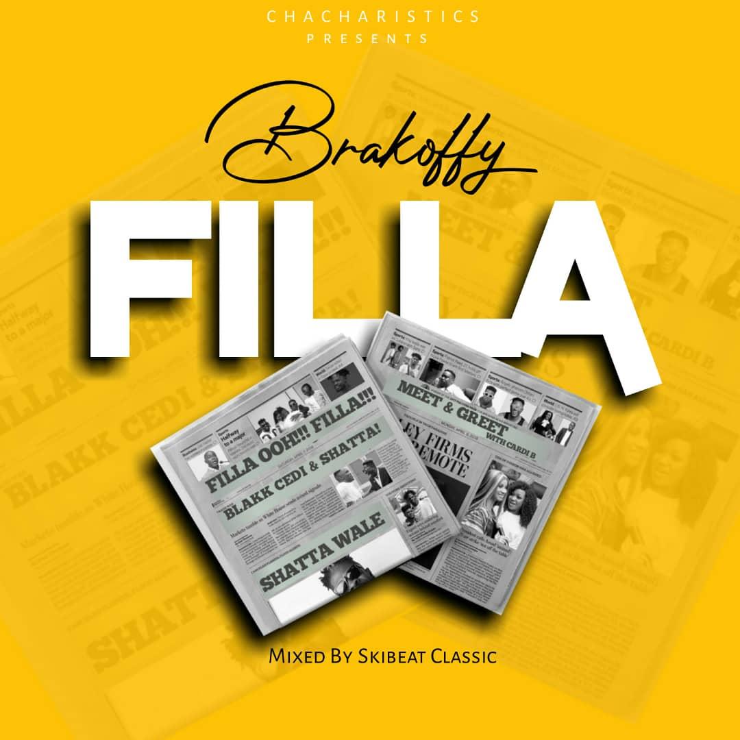 Brakoffy - Filla (Mixed By Skibeat Classic)