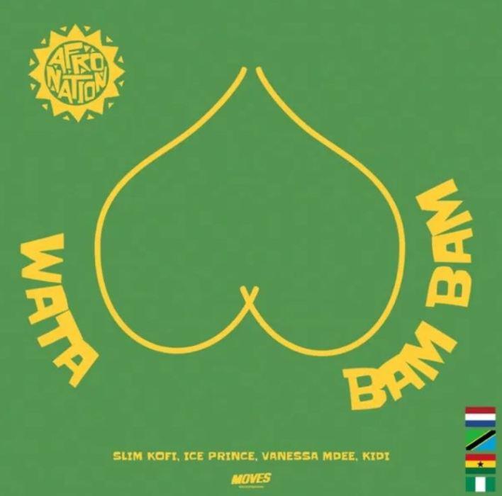 Slim Kofi – Wata Bam Bam Ft. Ice Prince, KiDi & Vanessa Mdee