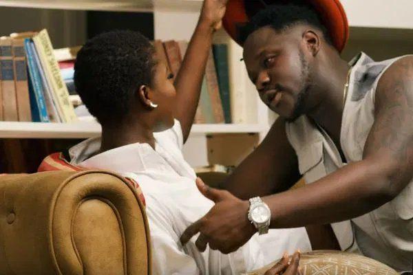Strongman reacts to Fella Makafui, Medikal break-up