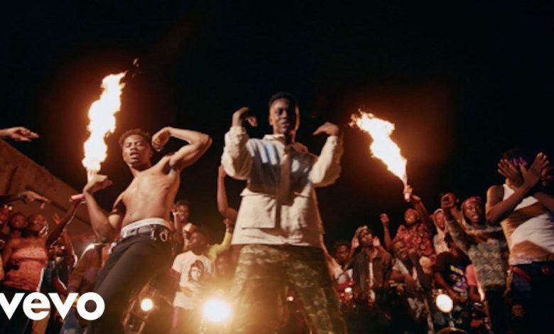 Official Video: Larruso - Killy Killy Remix Ft. Stonebwoy & Kwesi Arthur