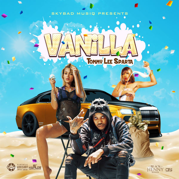 Tommy Lee Sparta – Vanilla (Prod. By Skybad MusiQ)