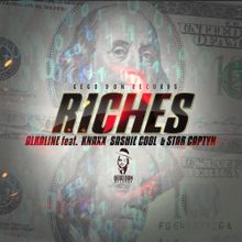 Photo of Lyrics: Alkaline – Riches Ft. Knaxx Sashie Cool & Star Captyn (Prod. By Gegodon Records)