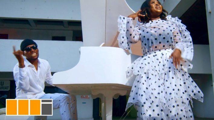 Official Video: Sista Afia – Paper Ft. Victor AD