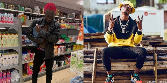 'Forget Shatta Wale, I'm the new king' – Bosom PYung