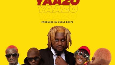 Photo of Ahtitude – Yaazo Ft Medikal x Kofi Mole x Bosom P-Yung x Joey B (Prod. by Unkle Beatz)