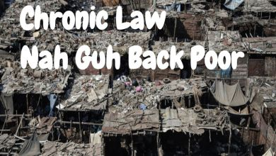 Photo of Chronic Law – Nah Guh Back Poor (Prod. By Stephen McDonald)
