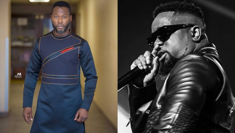 Actor Adjetey Annan Praises Sarkodie; Says He's The King Of GH Music And Inspire Him To Do Better +More