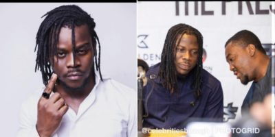 The Matter Chop H0t As Jupitar Releases First Diss Song To Stonebwoy