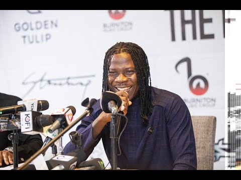 Let's focus on the work, we are too grown for beef – Stonebwoy tells Jupiter