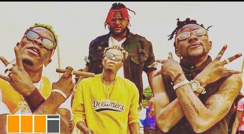 Official Video: Shatta Wale & Militants – Chacha