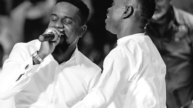 Photo of God sent Sarkodie into my life – Yaw Sarpong gushes over rapper