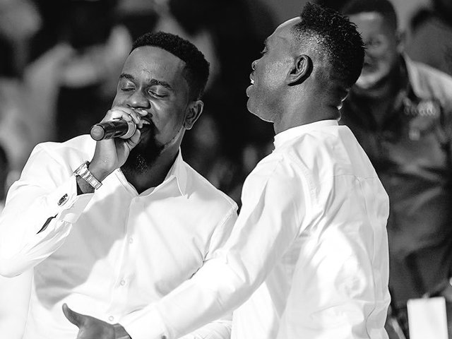 God sent Sarkodie into my life – Yaw Sarpong gushes over rapper