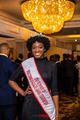 Miss Commonwealth Ghana Joins President Nana Addo, Others at Ghana Investment Summit UK