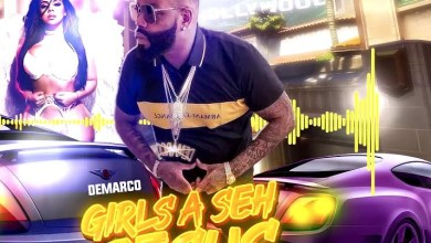 Photo of Demarco – Girls A Seh Jesus (Prod. by YGF Records)