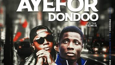 Photo of Jay Baba – Ayefor Dondoo [Remix] Ft Fresh Prinz (Prod. By Prezdoe Beatz)