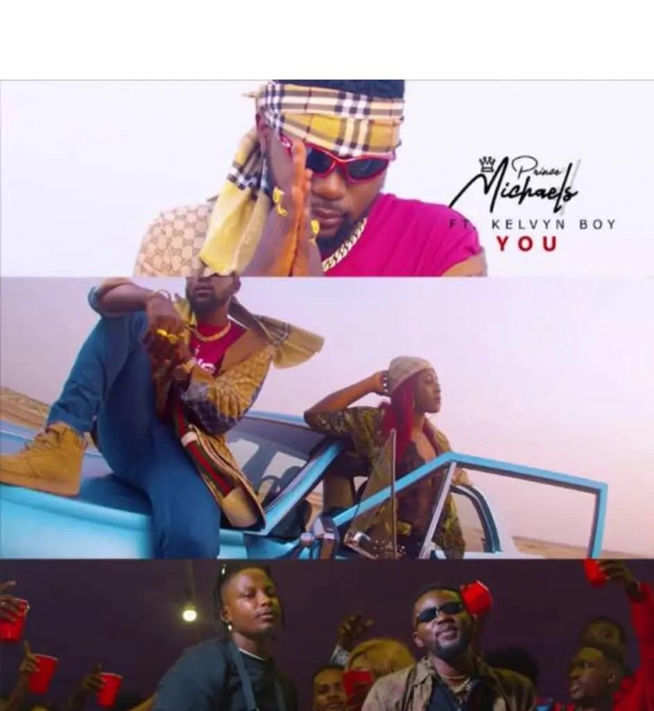 Prince Michaels – You Ft Kelvynboy (Prod. By Samsney)