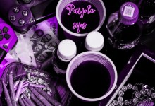 Photo of ThreeThree – Purple Sips Ft Geezzy(Prod. by Kronnik)