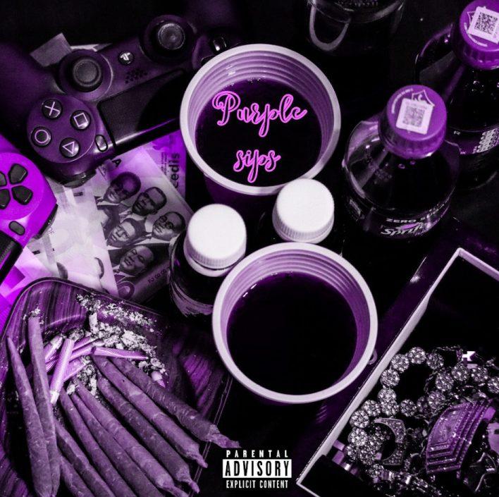 ThreeThree – Purple Sips Ft Geezzy(Prod. by Kronnik)