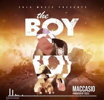 Maccasio – The Boy (Prod. by Tizzle)