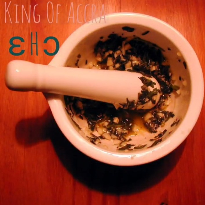 King Of Accra – 3ho (Prod. By King Of Accra)