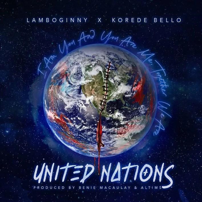 Lamboginny – United Nations Ft Korede Bello