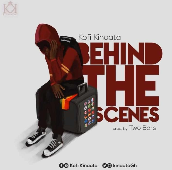 Kofi Kinaata – Behind The Scenes(Prod. By Two Bars)