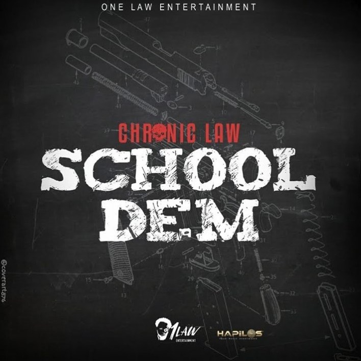 "Chronic Law - School Dem (Jahmiel Diss) mp3 download, One Law Entertainment act Chronic Law comes through with a reply to Jahmiel's ""Quaran Kill"" song tagged ""School Dem"" and is right here for your fast download. Chronic Law - School Dem"