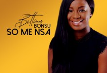 Photo of Bettina Bonsu – So Me Nsa (Prod. By Melvin Nyavor)
