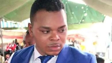 Photo of 'Angel' Obinim hospitalized as police storm church to arrest him