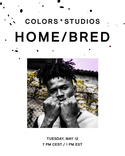 Kwesi Arthur becomes First Ghanaian to Debut on COLORS STUDIOS