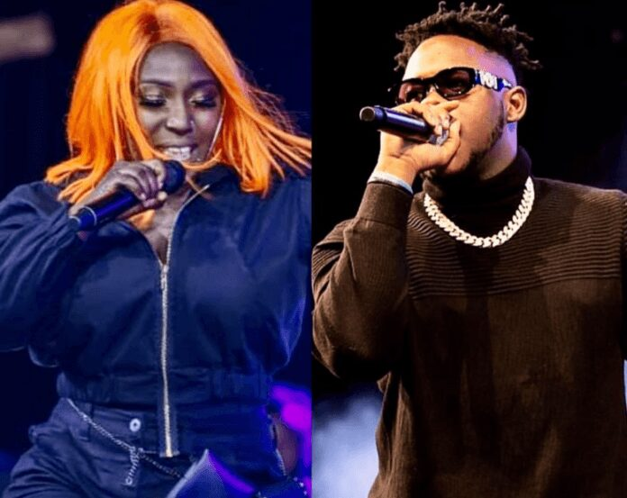 You can't feel disrespected if you're not Sista Afia's ghostwriter – Eno Barony to Medikal