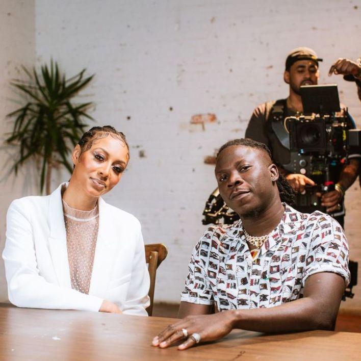 tonebwoy's collaboration with Keri Hilson peaks No. 19 on Billboard Chart