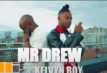 Photo of Official Video: Mr Drew – Later Ft Kelvynboy