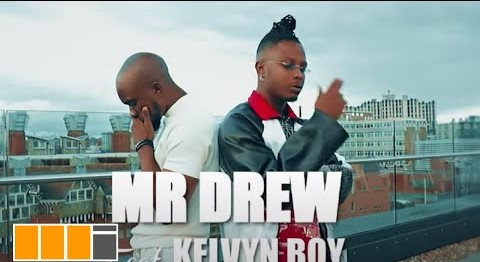 Official Video: Mr Drew – Later Ft Kelvynboy