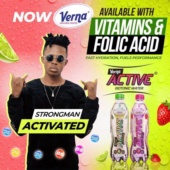Strongman – Verna Active