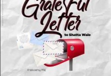 Photo of Addi Self – Grateful Letter To Shatta Wale (Prod. by Paq)