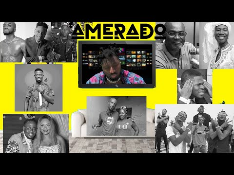 Amerado – Yeete Nsem (Episode 3) Ft. Mr Drew, Rotimi, SM Militants, Sammy Gyamfi, Praye