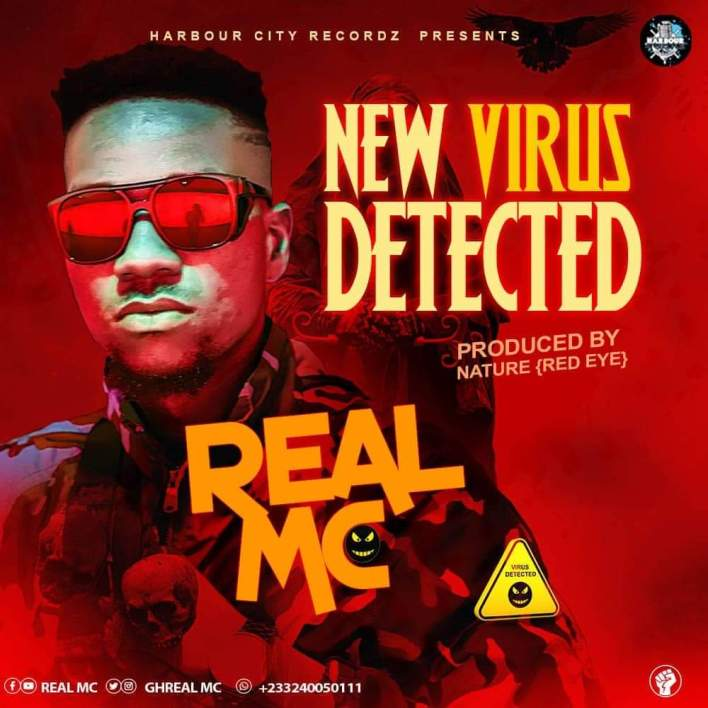 Real MC - New Virus Detected (Prod By Nature)