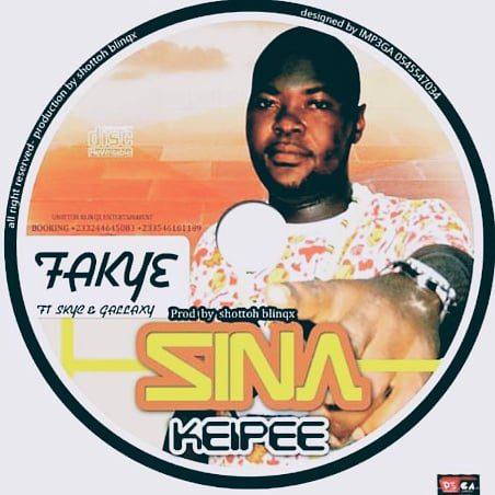 Sina Kee - Faky3 Ft BB & Gallaxy(Prod By Shottoh Blinqx)