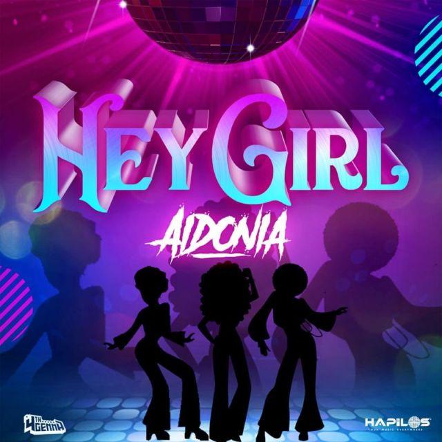 Aidonia – Hey Girl