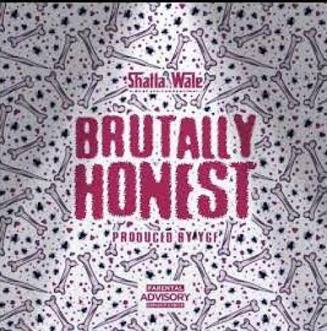 Shatta Wale – Brutally Honest (Prod. By YGF)